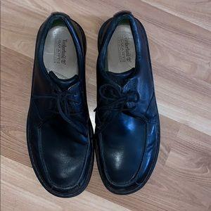 Timberland Smart comfort black shoes size 12